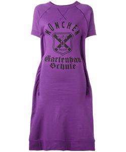 JUNYA WATANABE COMME DES GARCONS | Junya Watanabe Comme Des Garçons Printed Sweatshirt Dress Size Small