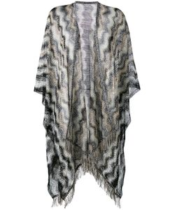 Missoni | Zigzag Open Cardigan