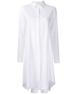 Bianca Spender | Lewis Shirt Dress 10 Cotton