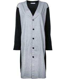 ASTRAET   Платье-Рубашка С V-Образным Вырезом