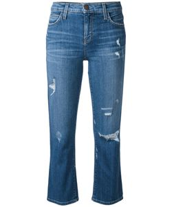 Current/Elliott | Cropped Jeans Size 25