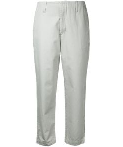 Bassike | Cropped Chinos