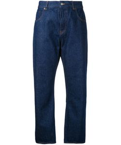 MM6 by Maison Margiela | Cropped Straight Jeans Women