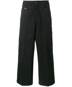 Sophnet. | Sophnet. Cropped Wide-Leg Trousers M
