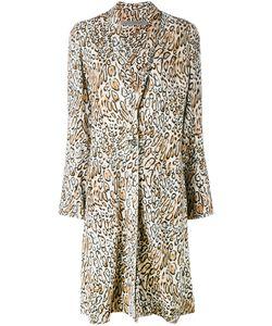 Raquel Allegra   Leopard Print Coat