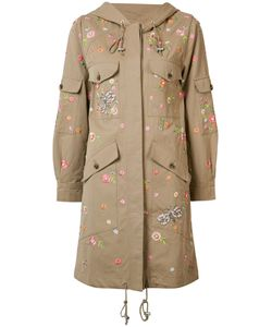 Needle & Thread | Embroidered Coat Size 4