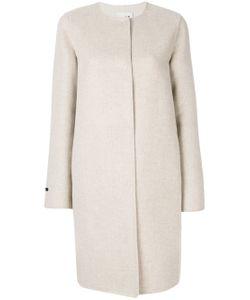 Manzoni 24 | Collarless Coat