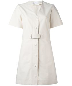 Courreges | Courrèges V-Neck Shirt Dress Size 36