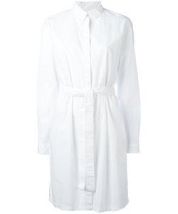 Kenzo | Tie Waist Shirt Dress Size 36