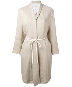 Closed | Roped Belted Coat S