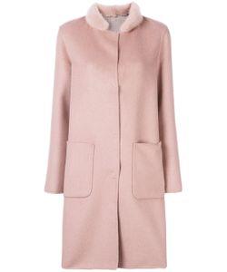 Manzoni 24 | Collar Detail Coat