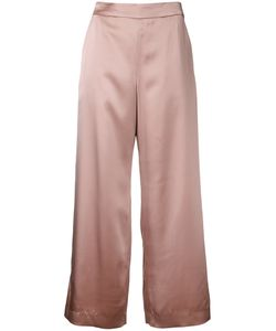 Cityshop | Cropped Wide Leg Trousers