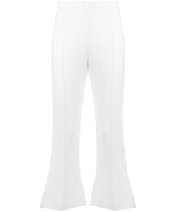 Antonio Berardi | Flared Cropped Trousers