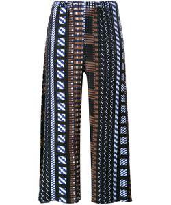 Issey Miyake | Printed Pants Size 2