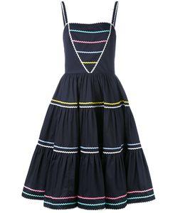 ANNA OCTOBER | Многоярусное Платье