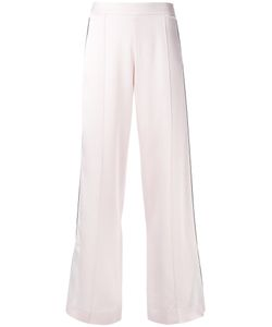 Mother Of Pearl | Satin Crepe Wide-Leg Pants Size 8