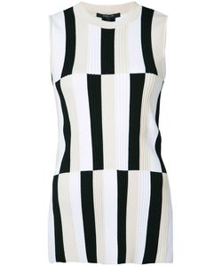 Derek Lam   Striped Panel Tank Top Size Xs