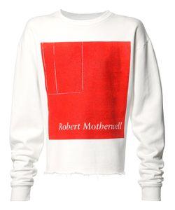 ENFANTS RICHES DEPRIMES | Robert Motherwell Sweatshirt Medium Cotton