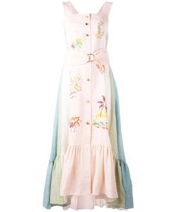 Peter Pilotto | Embroidered Pastel Dress
