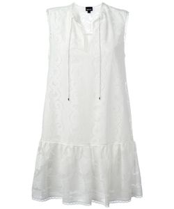 Just Cavalli | Lace Trim Dress 42 Cotton/Polyester/Viscose