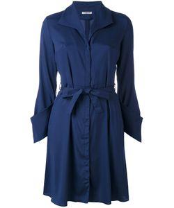 Cacharel | Belted Shirt Dress 36