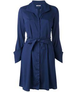 Cacharel | Платье-Рубашка С Поясом