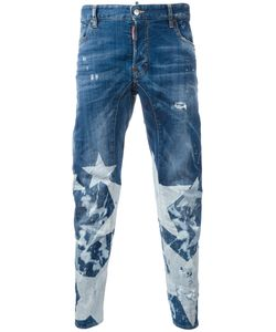 Dsquared2 | Star Print Jeans Size 44