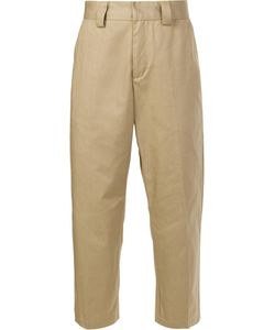 Stussy | Cropped Trousers 32 Polyester/Cotton