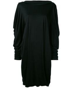 JIL SANDER VINTAGE | Cowl Back Dress