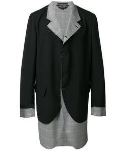 COMME DES GARCONS HOMME PLUS | Comme Des Garçons Homme Plus Layered Blazer Size Large