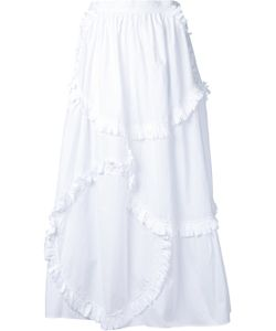 Tsumori Chisato | Patchwork Frill Skirt