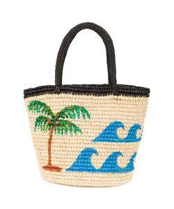 Sensi Studio | Плетеная Сумка Vamos A La Playa