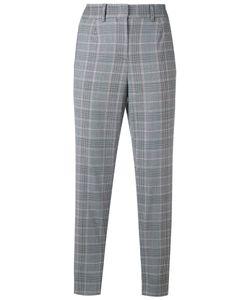 Salvatore Ferragamo | Classic Checked Trousers