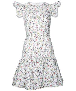 Giambattista Valli | Printed A-Line Dress