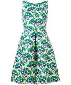 P.A.R.O.S.H. | Print Dress Polyamide/Polyester/Acetate/Viscose