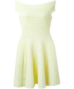 Alexander McQueen | Knitted Flared Dress