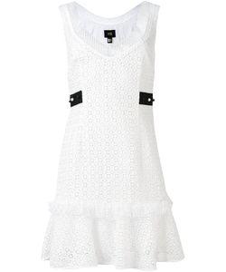 Class Roberto Cavalli | Платье С Вышивкой