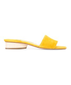 Paul Andrew | Lina Sandals 37 Leather/Suede