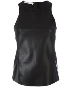Cedric Charlier | Cédric Charlier Panelled Tank Top 44 Polyester