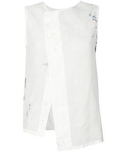 Y'S | Asymmetric Shirt