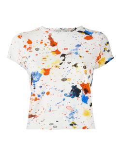 Alice + Olivia | Alice T-Shirt Medium Cotton