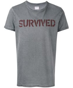 HTC Hollywood Trading Company | Survived T-Shirt Size Large