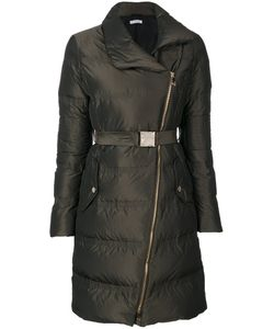 Versace Collection | Дутое Пальто На Молнии