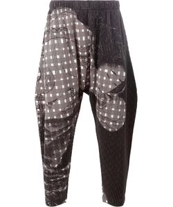 HOMME PLISSE ISSEY MIYAKE | Homme Plissé Issey Miyake Loose-Fit Cropped Trousers 3