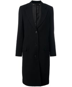 Paul Smith | Single Breasted Coat 40 Wool/Cupro