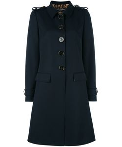 Dolce & Gabbana | Nautical Buttons Coat 44 Virgin