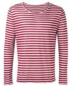 Massimo Alba   Striped T-Shirt Size Small