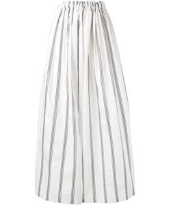 Brunello Cucinelli   Striped Trousers Size 42