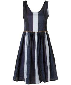 AMIR SLAMA | Платье С Панельным Дизайном