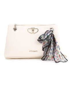 Love Moschino | Scarf Detail Shoulder Bag